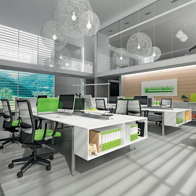 Colectie mobilier operativ Della Valentina Office Entity