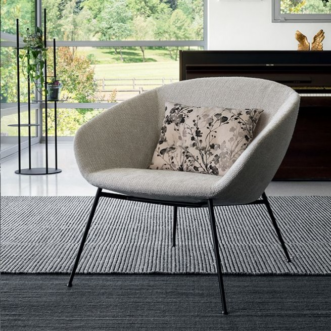 Fotoliu confortabil Calligaris Love CS/3397-C