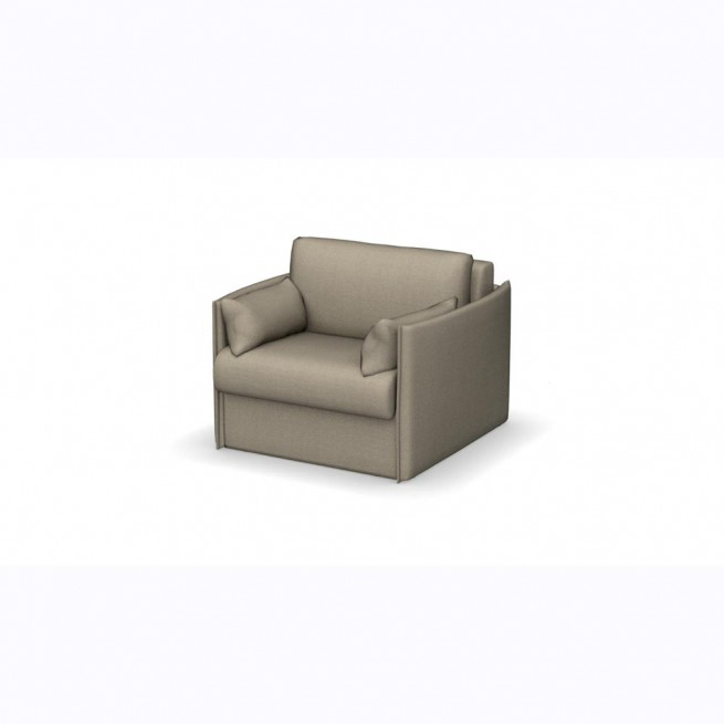 Fotoliu extensibil Calligaris Urban Sofa Bed CS3388