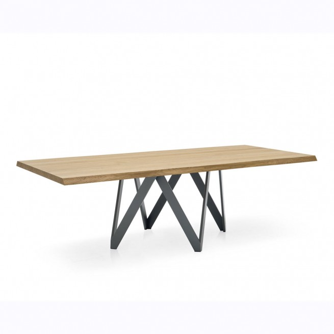 Masa dining Calligaris Cartesio CS4092R250