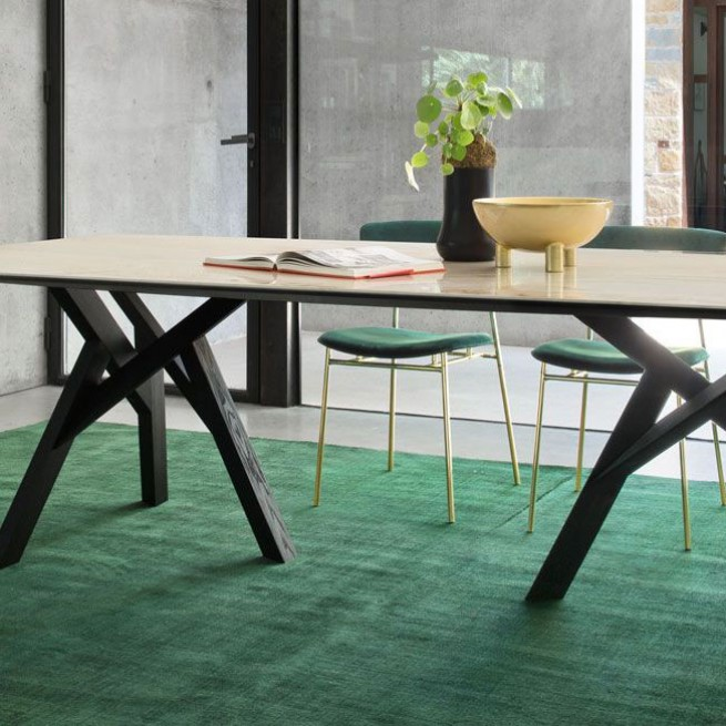 Masa dining Calligaris Jungle CS/4104-RC 200