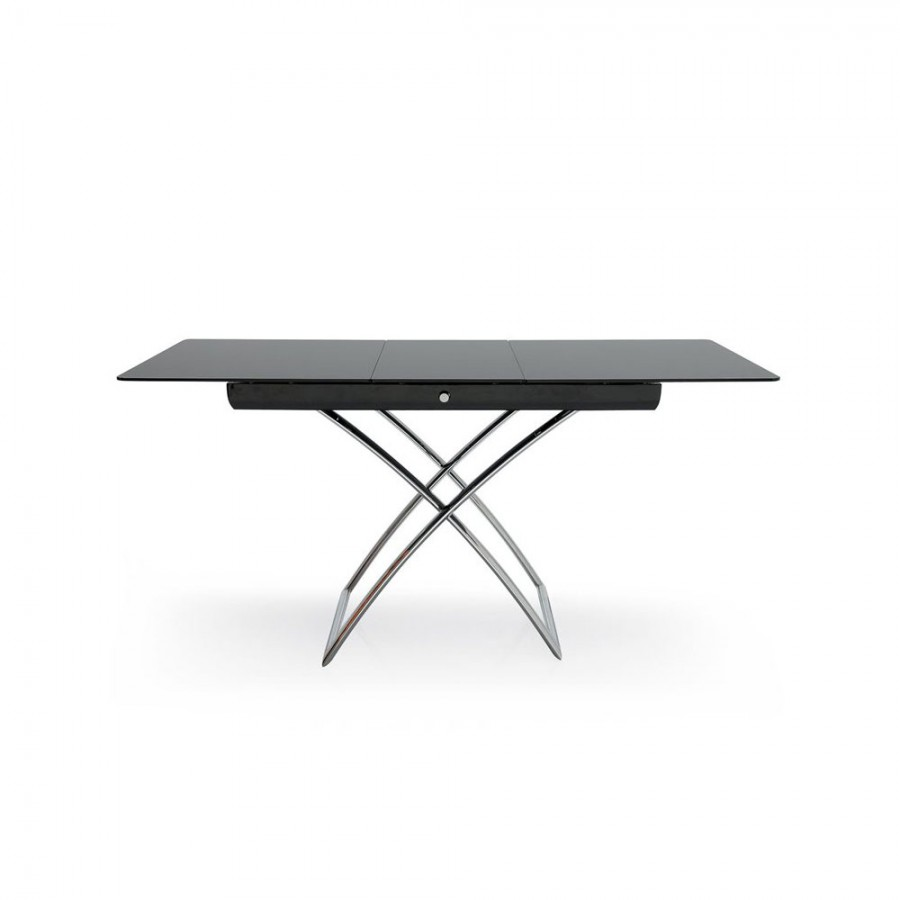 Masa de cafea Connubia Calligaris Magic-J Glass CB/5041-G