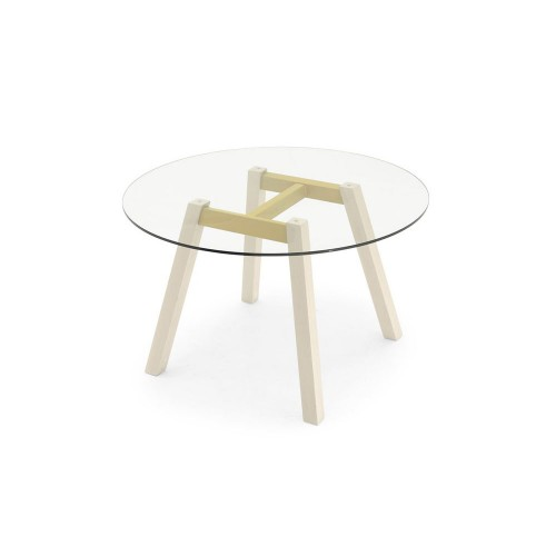 Masa Connubia Calligaris T-Table CB/4781-RD 110