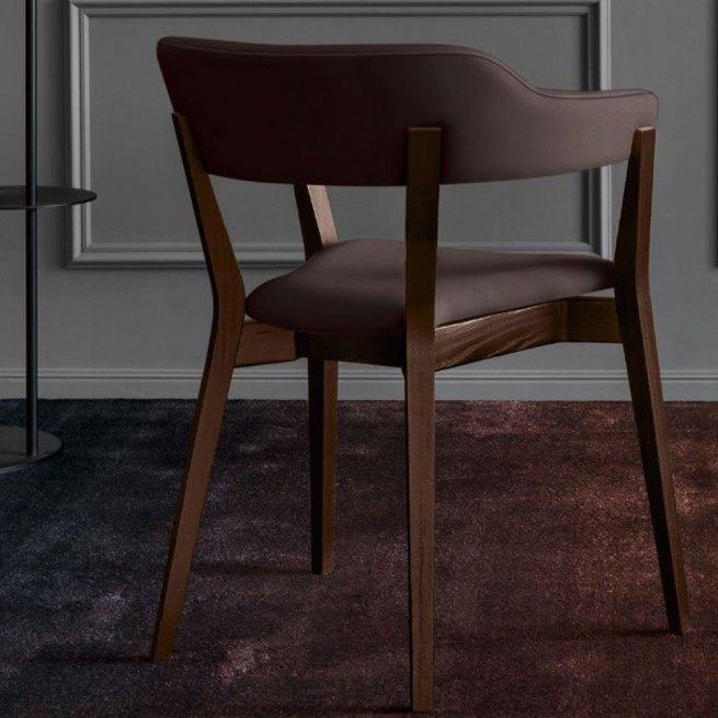 Scaun dining Connubia Calligaris Hall CB1965