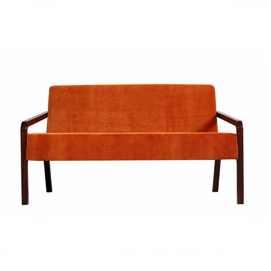 Canapea cu doua locuri pentru lounge Contractin, Fleming 2P