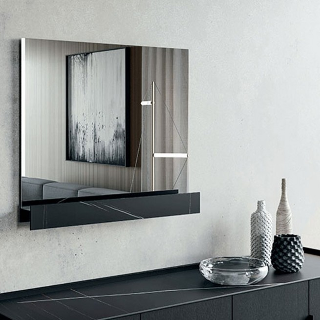 Oglinda Dall'Agnese, Line