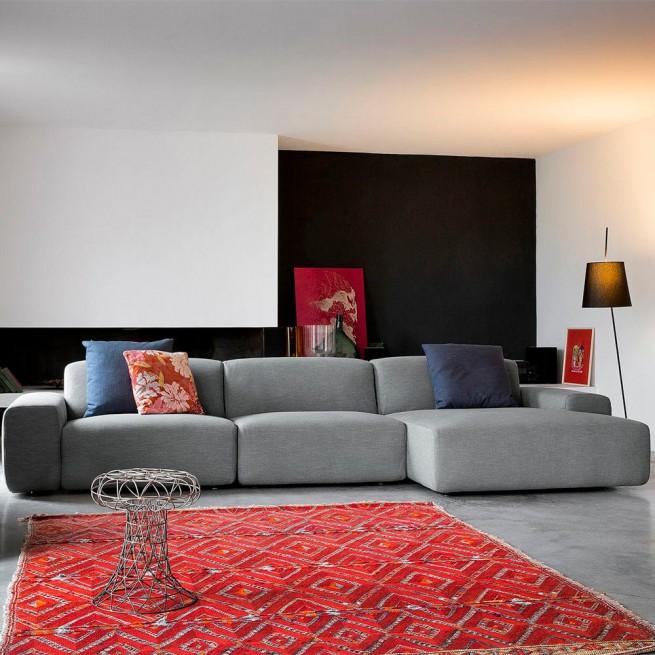 Canapea moderna Dall'Agnese Domino