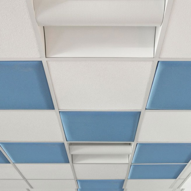 Panouri acustice Della Valentina Office, Ceiling Working Area