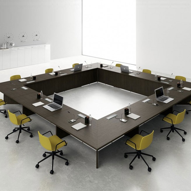 Colectie mese meeting Della Valentina Office, DV990 Special Tables