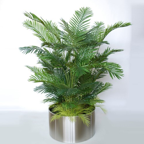 Planta semi-artificiala Ila, Areca Boschetto Green - 190 cm