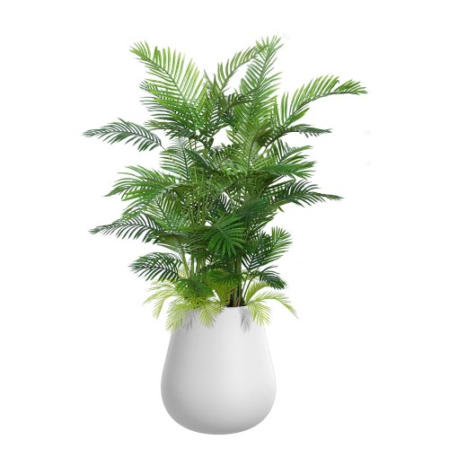 Planta semi-artificiala Ila, Areca Lux Green Drop - 210 cm