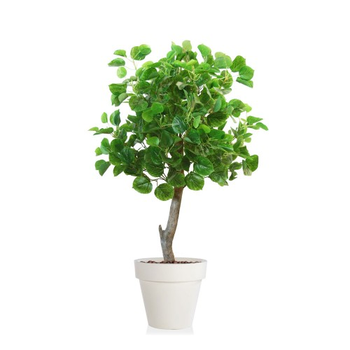 Planta semi-artificiala Ila, Aspen Topiary Green - 120 cm