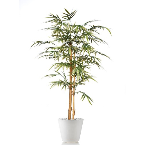 Planta semi-artificiala Ila, Bamboo Japaness Tree Variegated - 150 cm