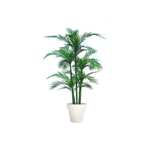 Planta semi-artificiala Ila, Areca UVR Boschetto Green - 200 cm