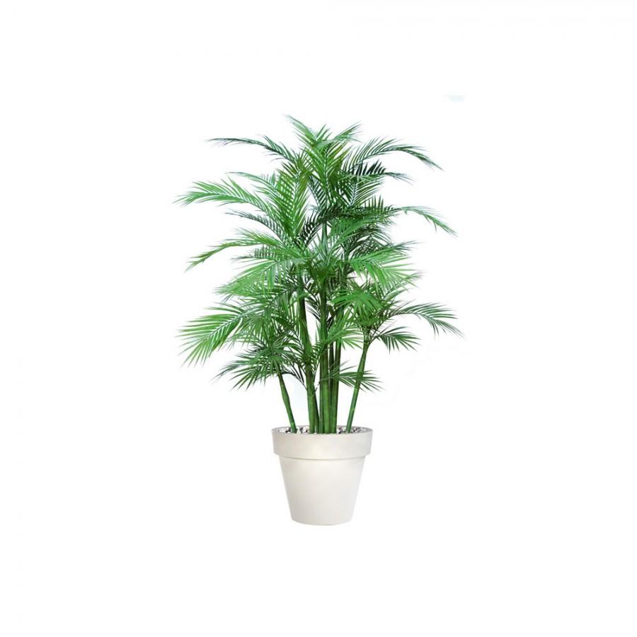 Planta semi-artificiala Ila, Areca UVR Boschetto Lux Green - 200 cm
