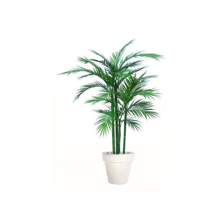 Planta semi-artificiala Ila, Areca UVR Buch Green - 160 cm