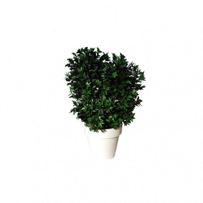 Planta semi-artificiala Ila, Laurel UVR Boschetto Green - 170 cm