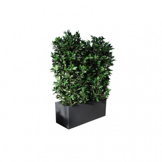 Planta semi-artificiala Ila, Laurel UVR Fence Green - 160 cm