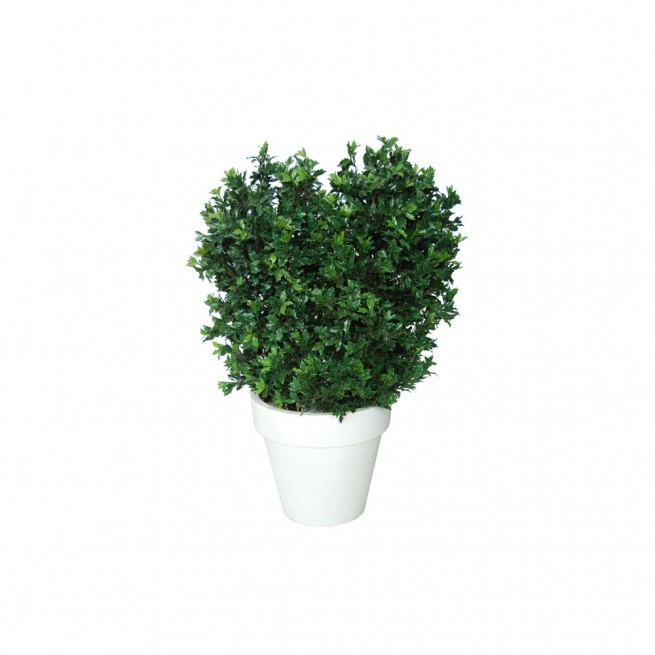 Planta semi-artificiala Ila, Osmanthus UVR Boschetto Green - 170 cm