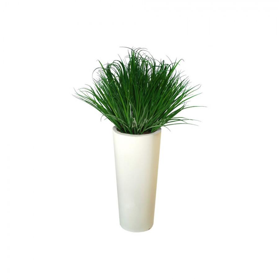 Planta semi-artificiala Ila, River Grass UVR Bush Green - 140 cm