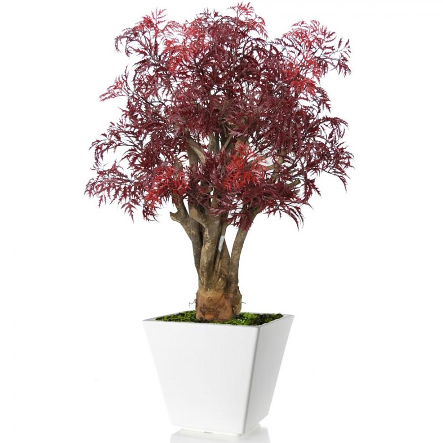 Planta semi-artificiala Ila, Aralia Robustina - 100 cm