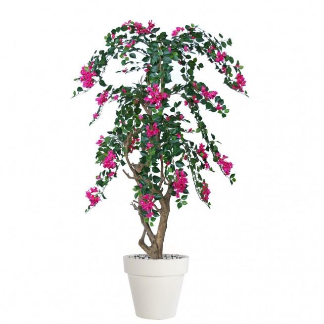 Planta semi-artificiala Ila, Bouganvillea Stylish - 160 cm