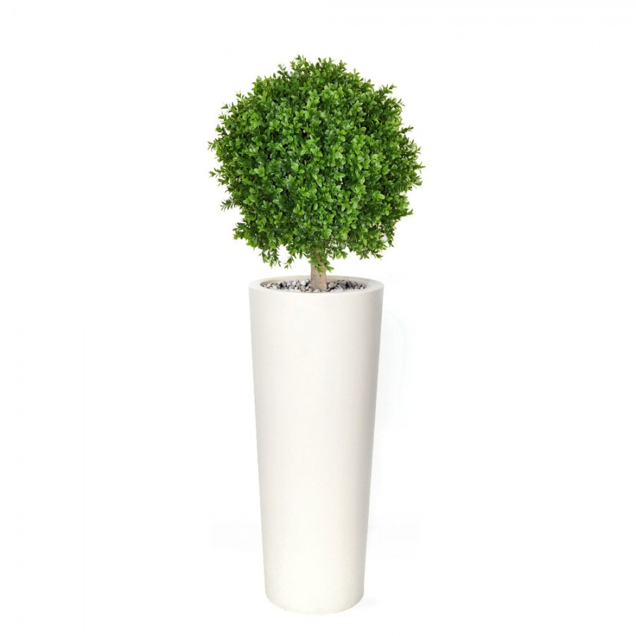 Planta semi-artificiala Ila, Boxwood Sphera Green - Ø 60 cm