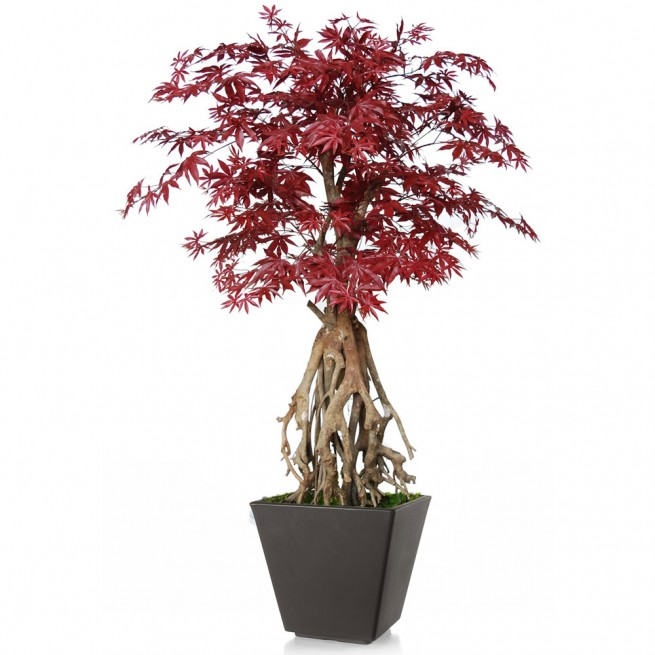 Planta semi-artificiala Ila, Maple Root Mini - 150 cm
