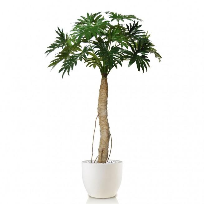 Planta semi-artificiala Ila, Philodendron Selloum Green - 200 cm