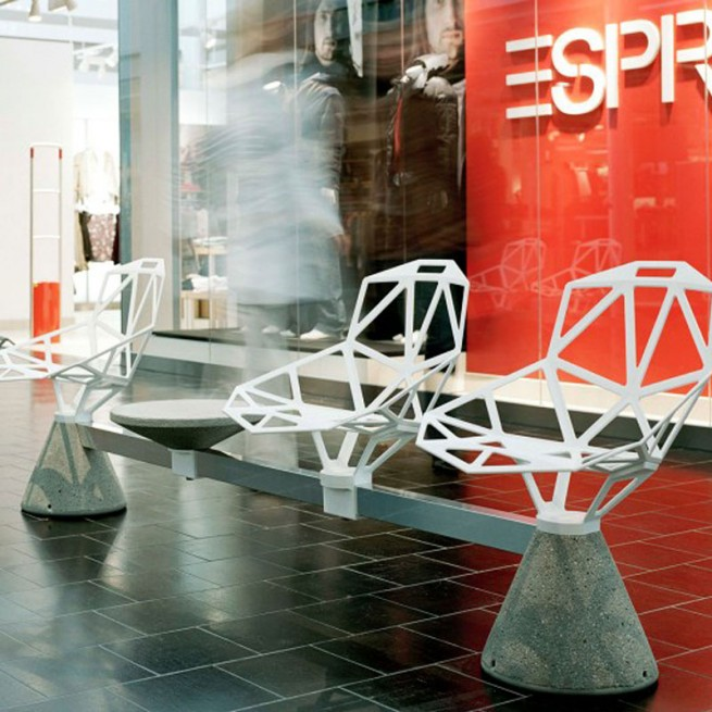 Bancheta Magis Chair_One Public Seating System 1