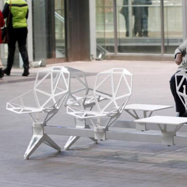Bancheta Magis Chair_One Public Seating System 2