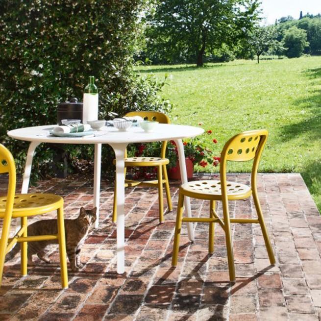 Masa pentru uz comercial, interior - exterior, Magis First
