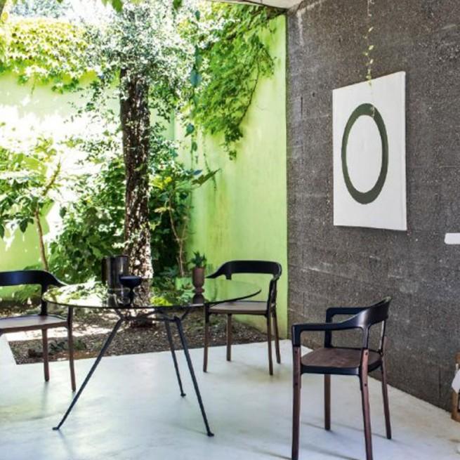 Masa pentru uz comercial, interior - exterior, Magis Officina