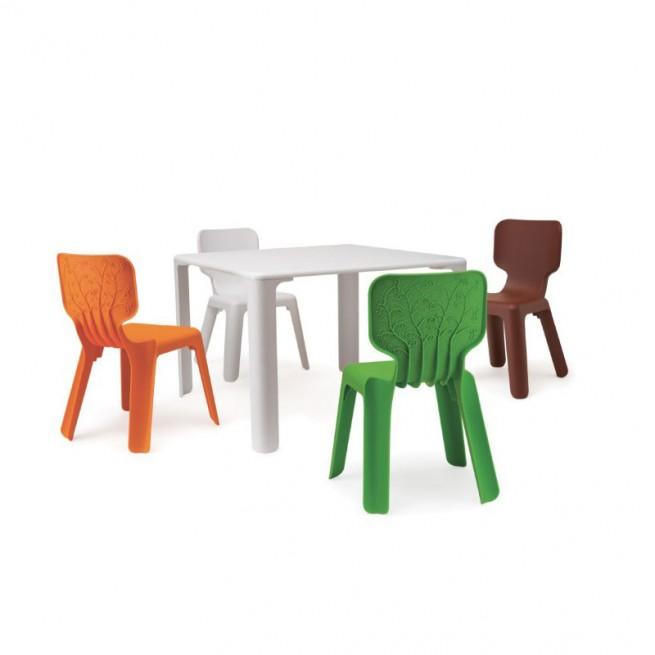 Scaun pentru copii, interior - exterior, Magis Alma