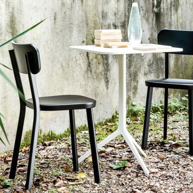 Scaun pentru dining, interior - exterior, Magis Déjà-vu