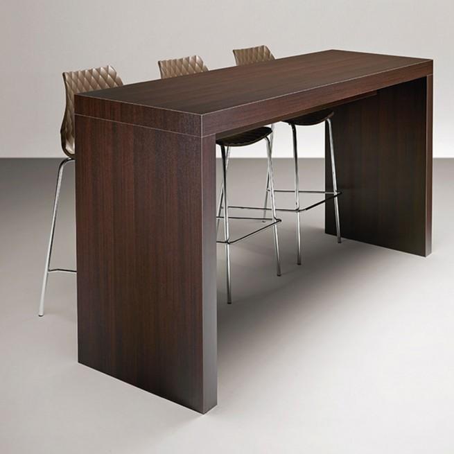 Masa inalta cu suprafata laminata Deck 501-A - Nuovo Design
