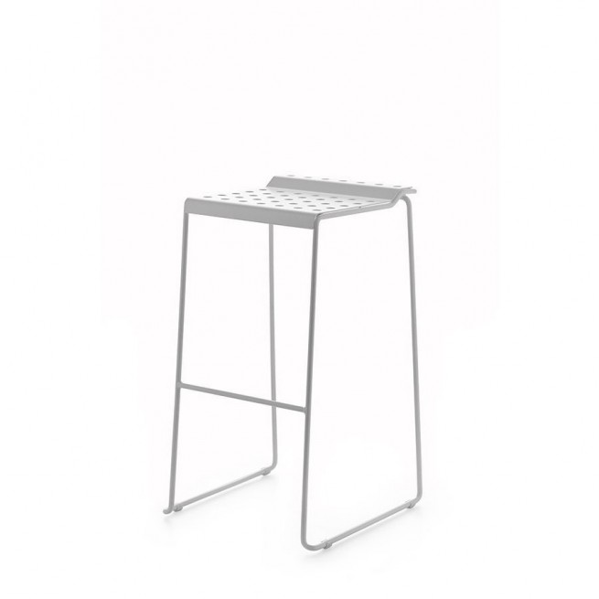 "Scaun bar metalic Della Valentina Office ""42"" Stool"