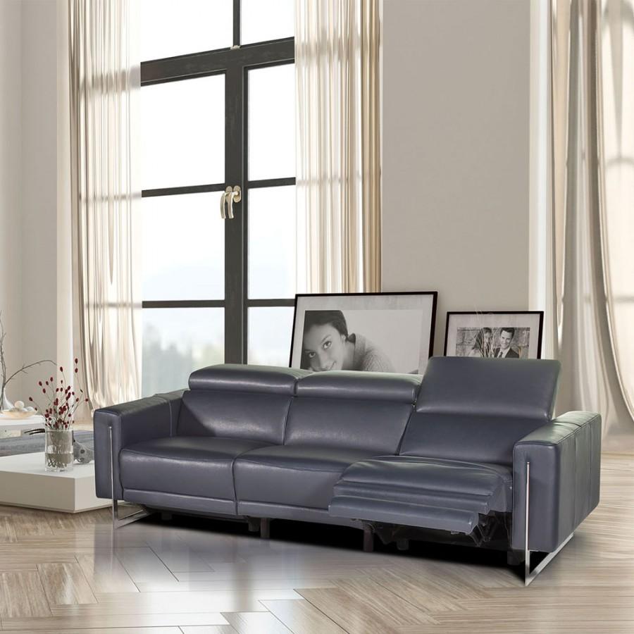 Canapea de piele Nicoletti Home Liberty