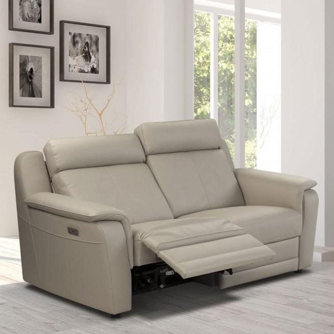 Canapea de piele Nicoletti Home Matera