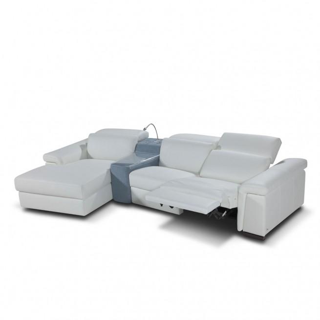 Canapea de piele Nicoletti Home Mover