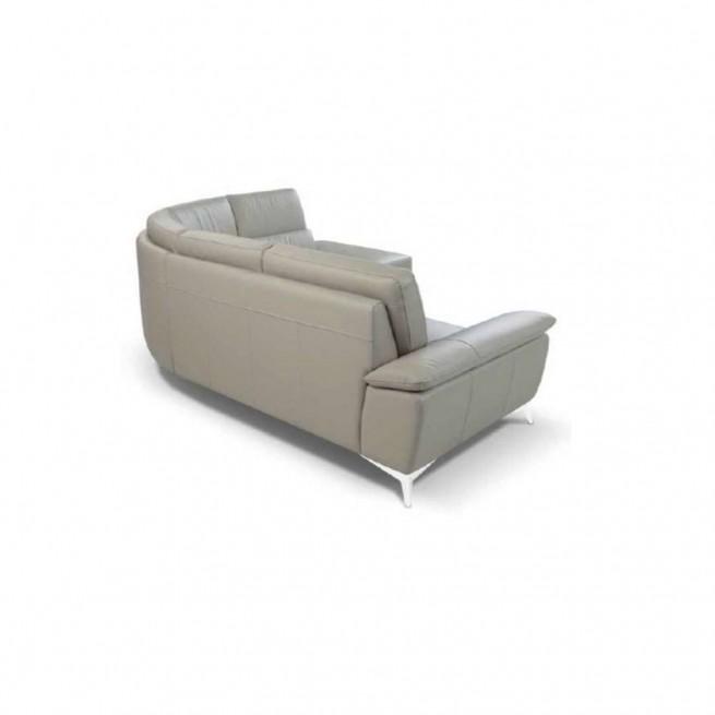 Canapea de piele Nicoletti Home Oasis 2