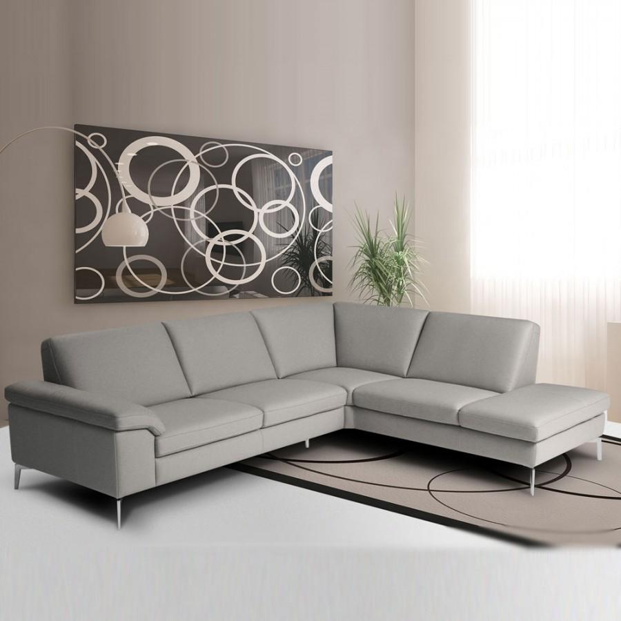 Canapea de piele Nicoletti Home Pascal
