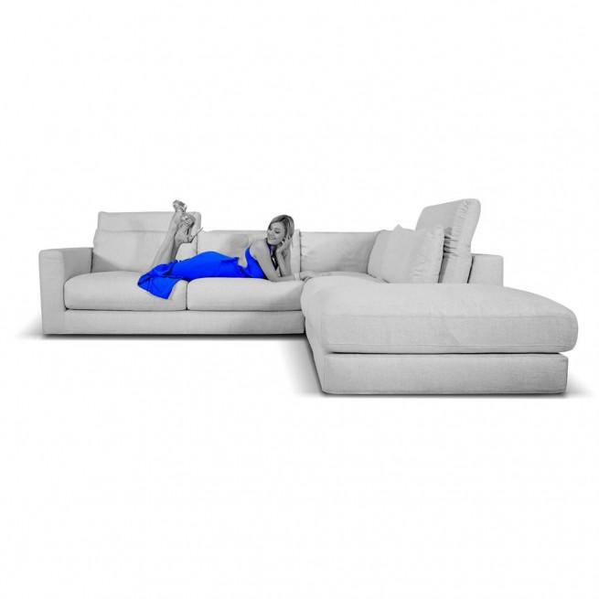 Canapea de stofa Nicoletti Home Perle