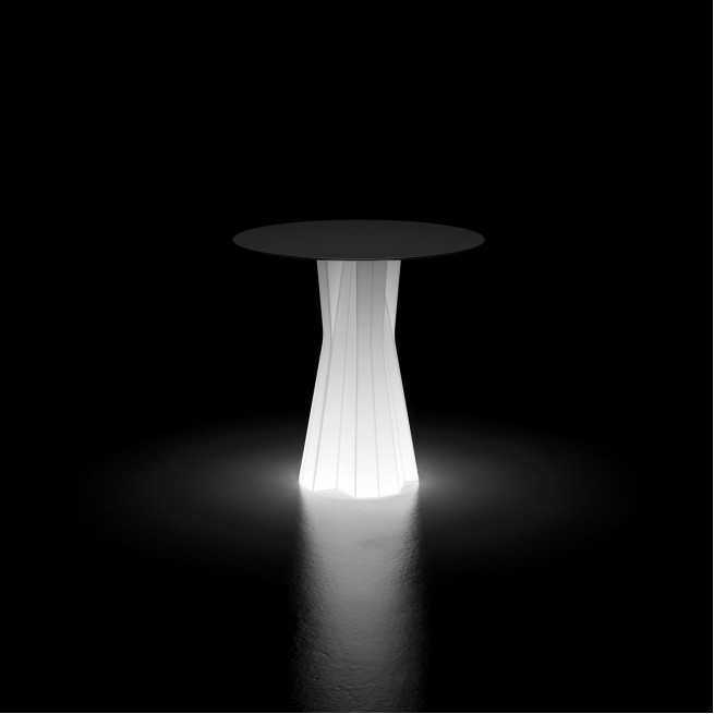 Masa uz comercial medie iluminata Plust Frozen Dining Table Light