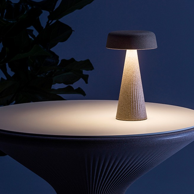 Veioza de masa Plust, Fade Table Lamp