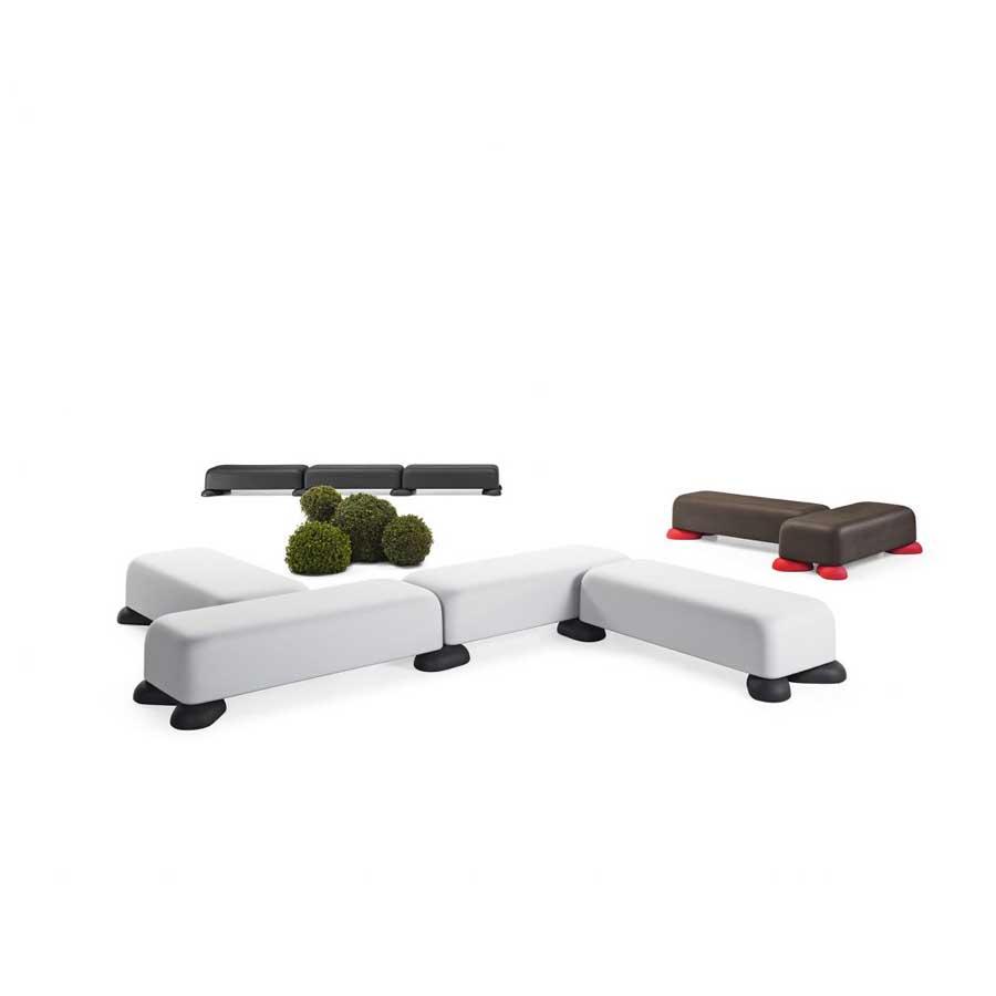 Canapea din polietilena Momo Plust