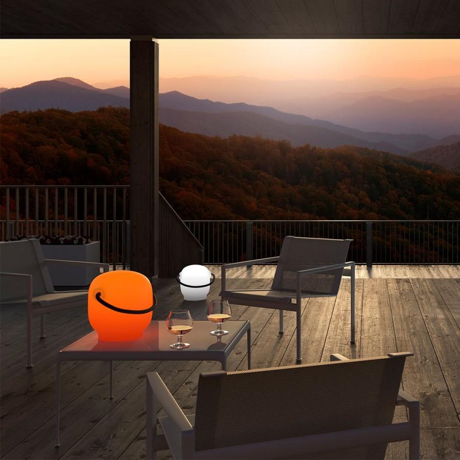 Lampa portabila cu iluminare LED Roaming Plust