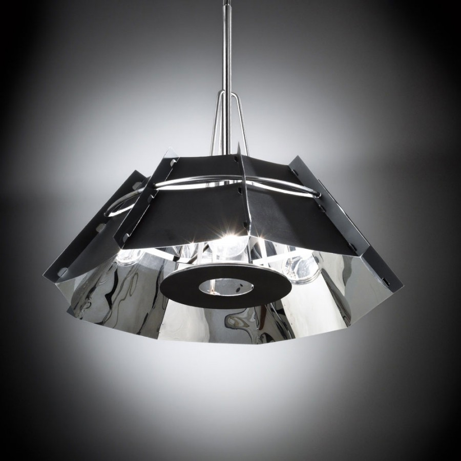 Corp de iluminat Slamp, lustra Chapeau Suspension