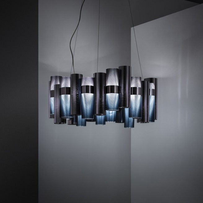 Corp de iluminat Slamp, lustra La Lollo Suspension
