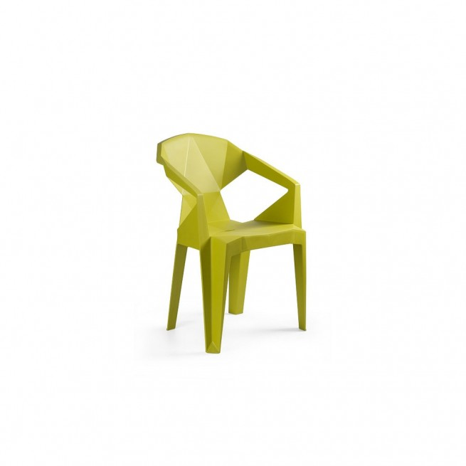 Set patru scaune interior/exterior Unique model Muze